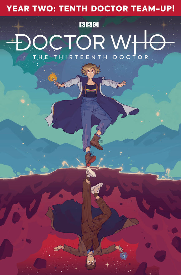 Doctor Who 13th Season Two (2020) #2 (CVR A TEMPLER)