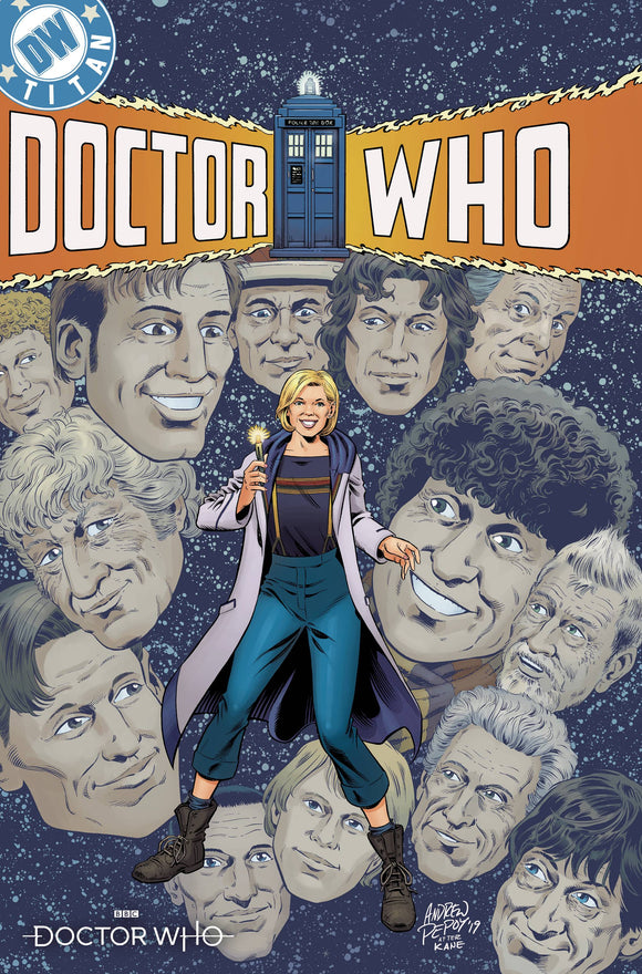 Doctor Who 13th Season Two (2020) #2 (CVR C PEPOY)