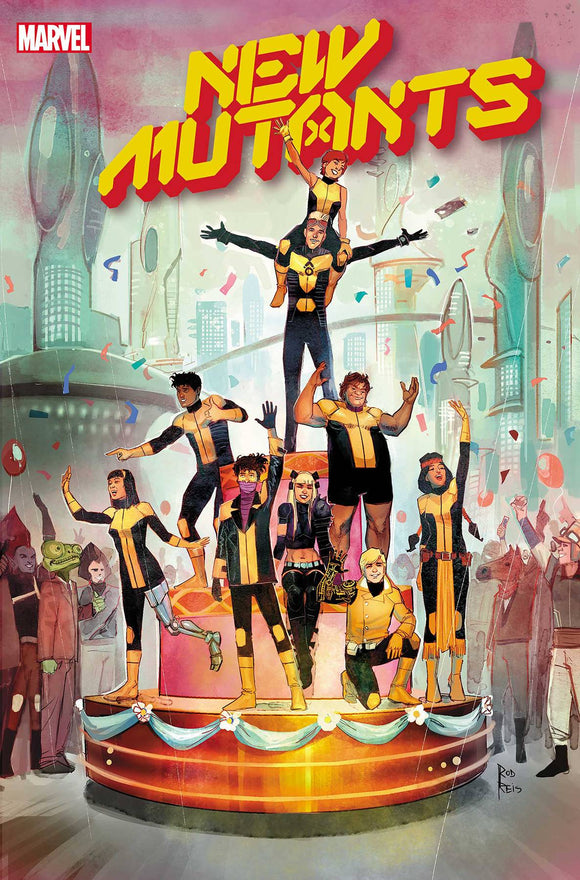 New Mutants (2019) #7 (DX)
