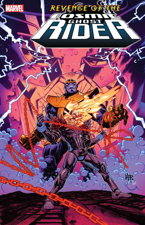 Revenge of Cosmic Ghost Rider (2019) #3