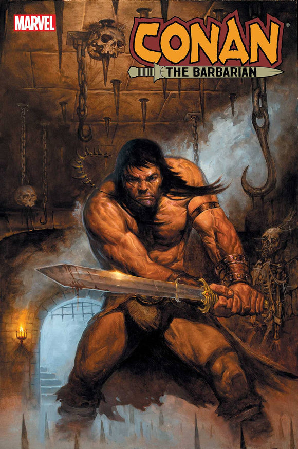 Conan the Barbarian (2018) #13