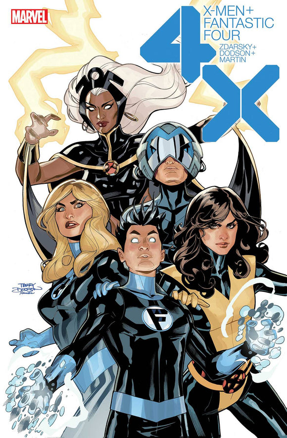 X-Men Fantastic Four (2020) #1