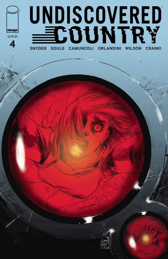 Undiscovered Country (2019) #4 (CVR A CAMUNCOLI)