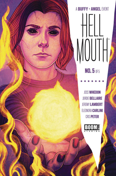 Buffy the Vampire Slayer Angel Hellmouth (2019) #5 (CVR A FRISON)