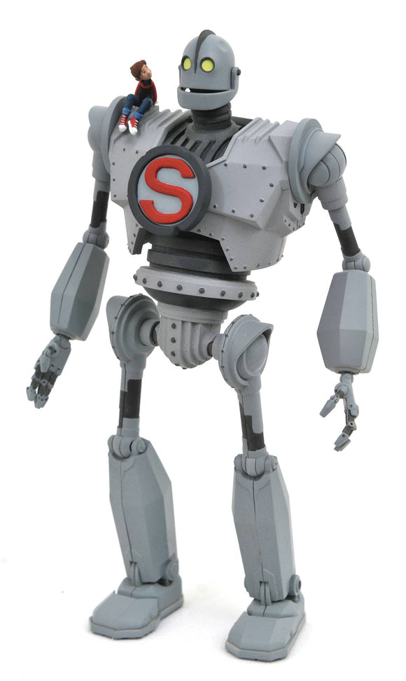 IRON GIANT SELECT ACTION FIGURE