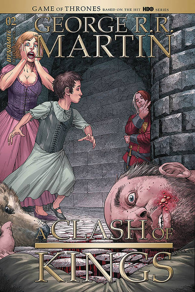 George R.R. Martin A Clash of Kings (2020) #2 (CVR A MILLER)