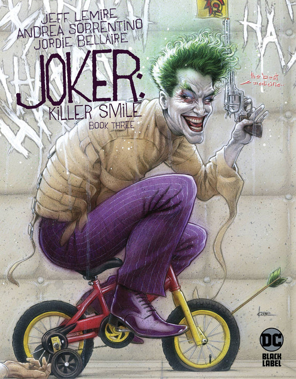 Joker Killer Smile (2019) #3 (KAARE ANDREWS VAR ED)