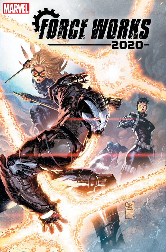 2020 Force Works (2020) #1 (TAN VAR)