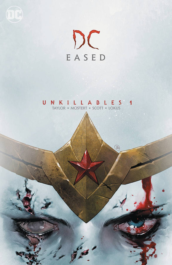 Dceased Unkillables (2020) #1 (CARD STOCK HORROR  PUTRI VAR ED)