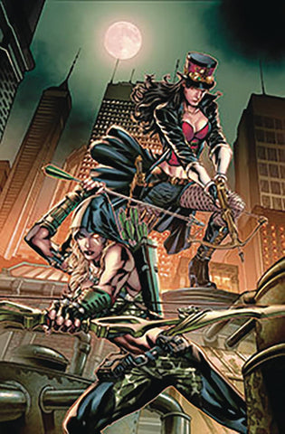 Van Helsing Vs League of Monsters (2020) #2 CVR A VITORINO