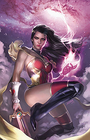 Grimm Fairy Tales Annual (2019) #2 CVR C BURNS