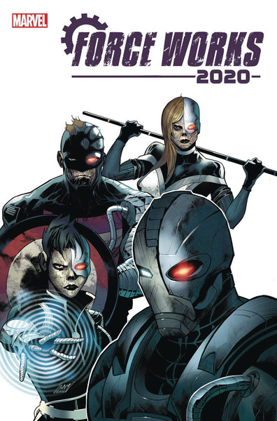 2020 Force Works (2020) #2