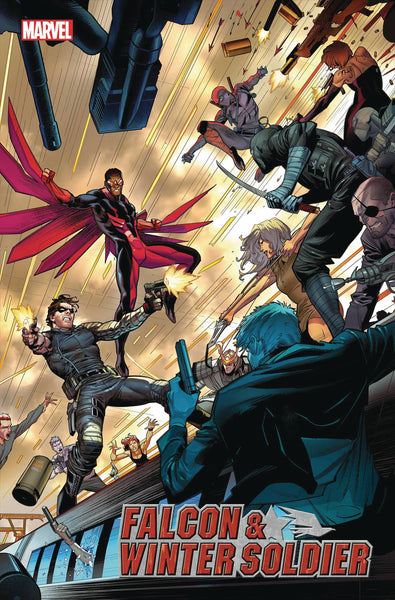 Falcon & Winter Soldier (2020) #2