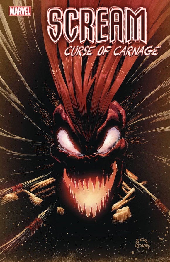 Scream Curse of Carnage (2019) #5