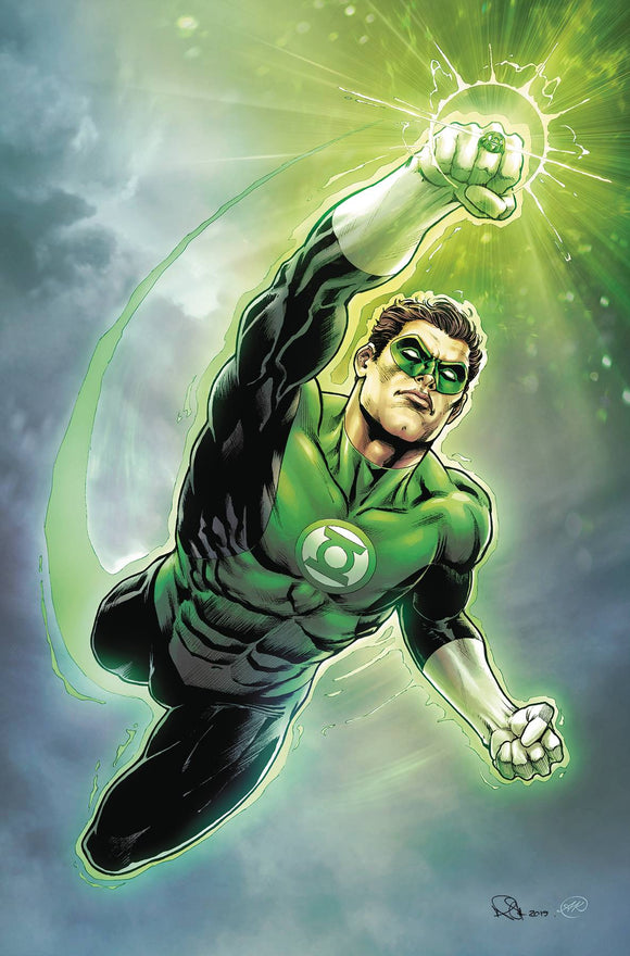 Green Lantern Season 2 (2020) #2 NICOLA SCOTT VAR ED