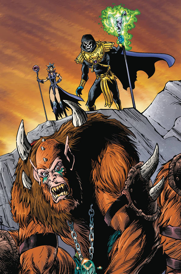 He-Man and the Masters of the Universe (2019) #5