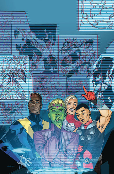 Legion of Super-Heroes (2019) #5