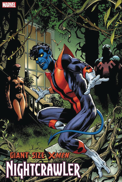 GIANT SIZE X-MEN NIGHTCRAWLER #1 DX