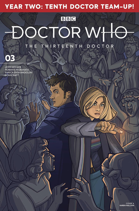 Doctor Who 13th Season Two (2020) #3 CVR A HALLION