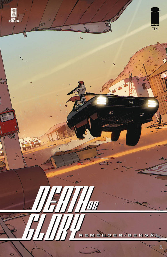 Death or Glory (2018) #10 CVR A BENGAL