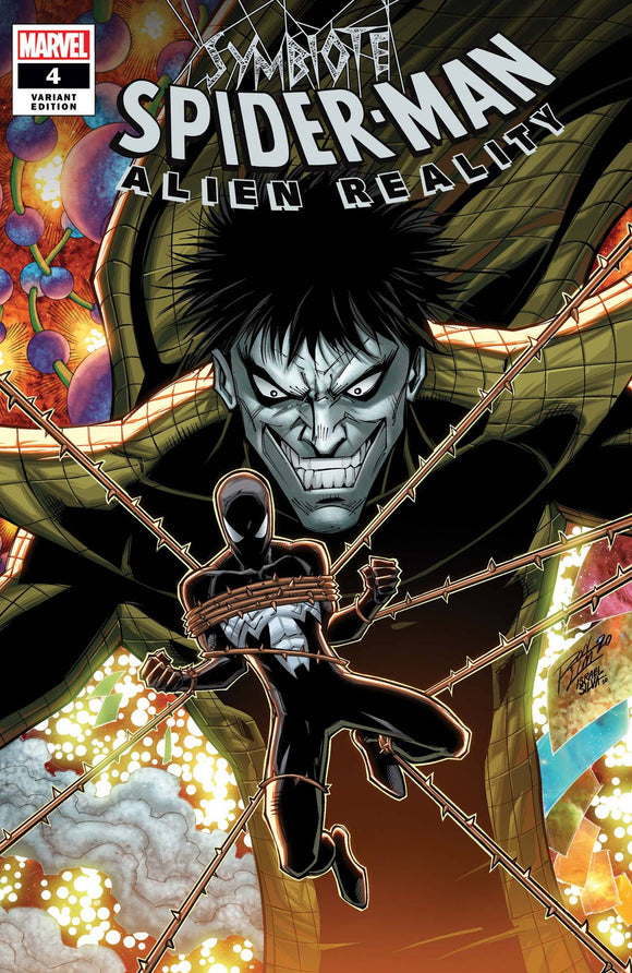 Symbiote Spider-Man Alien Reality (2019) #4 RON LIM VAR