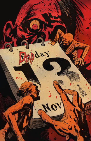 Dead Day (2020) #1 15 COPY FRANCAVILLA INCV