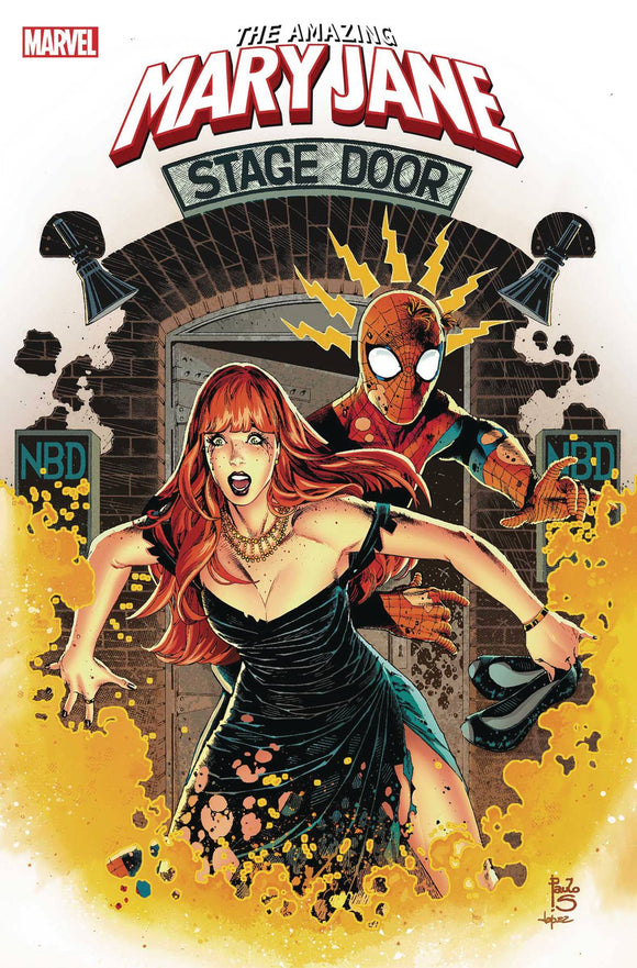 Amazing Mary Jane (2019) #7