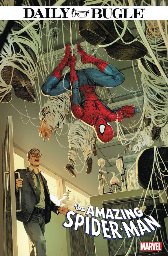 Amazing Spider-Man Daily Bugle (2020) #4