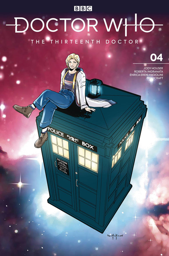 Doctor Who 13th Season Two (2020) #4 CVR C COMICRAFT