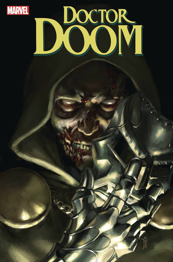 Doctor Doom (2019) #7 MERCADO MARVEL ZOMBIES VAR