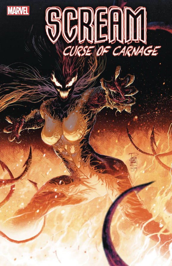 Scream Curse of Carnage (2019) #6 TAN VAR