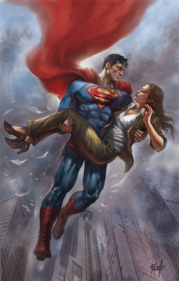 Action Comics (2016) #1022 L PARRILLO VAR ED
