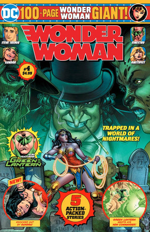 Wonder Woman Giant (2019) #4