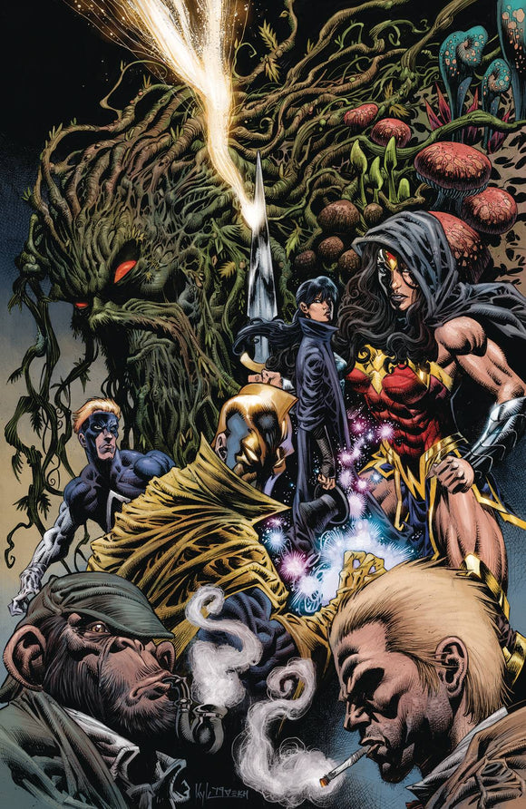 Justice League Dark (2018) #23 KYLE HOTZ VAR ED