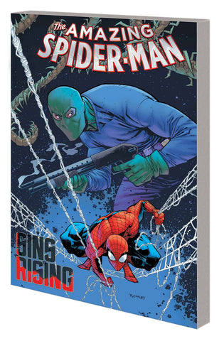 AMAZING SPIDER-MAN BY NICK SPENCER TP VOL 09 SINS RISING