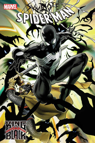 SYMBIOTE SPIDER-MAN KING IN BLACK (2020) #2 (OF 5)