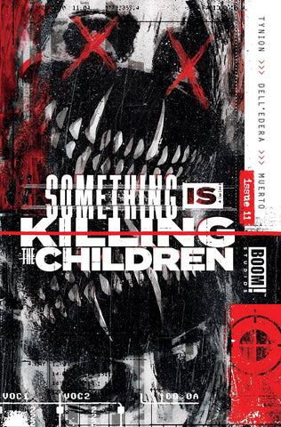 SOMETHING IS KILLING CHILDREN #11 100 COPY CVR G 100 COPY INCV SLAUGH