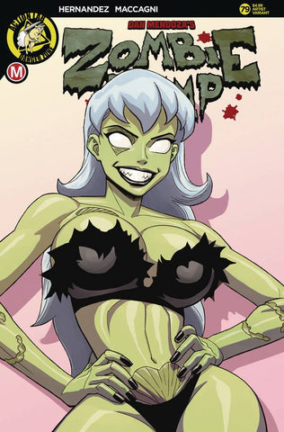 ZOMBIE TRAMP ONGOING #79 CVR C YOUNG (MR)