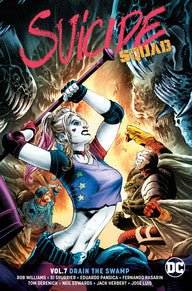Suicide Squad TP Volume 7 (DRAIN THE SWAMP REBIRTH)