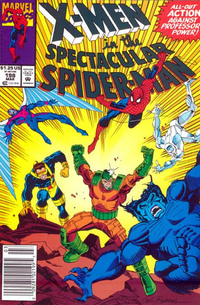 Spectacular Spider-Man (1976) #198