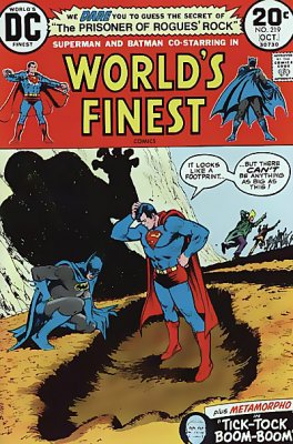 Worlds Finest Comics (1941) #219