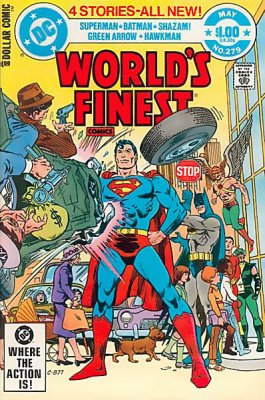Worlds Finest Comics (1941) #279