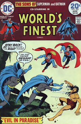 World's Finest Comics (1941) #222