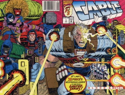 Cable-Blood and Metal (1992) #1
