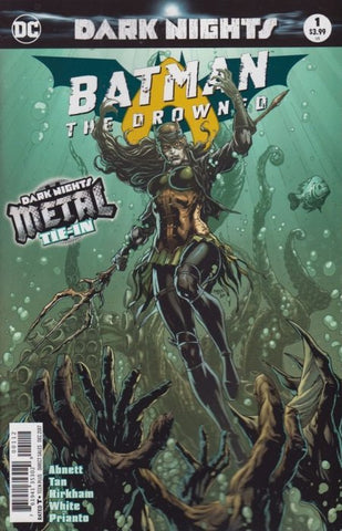 Batman The Drowned (2017) #1 (2nd Print)