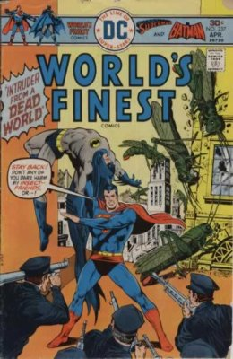 Worlds Finest Comics (1941) #237