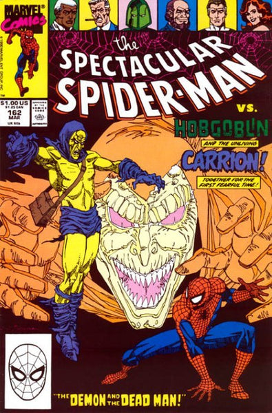 Spectacular Spider-Man (1976) #162
