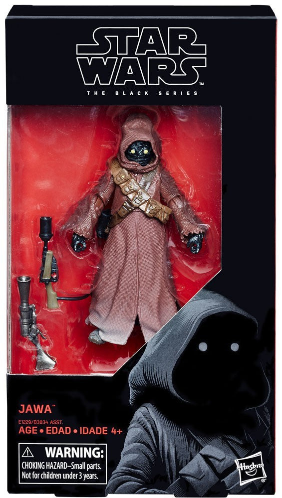Star Wars Black Series 6-Inch Jawa Action Figure