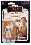 Star Wars Vintage 3.75-Inch Rey (Jakku) Action Figure