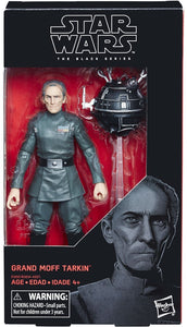 Star Wars Black Series 6-Inch Grand Moff Tarkin Action Figure
